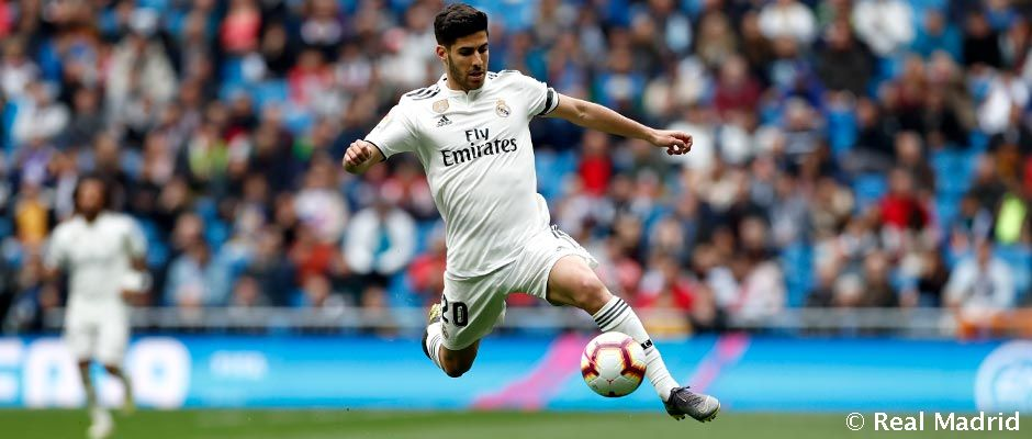 Asensio hjemme 040519